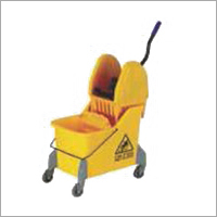 Single Mop Wringer Trolly 42L