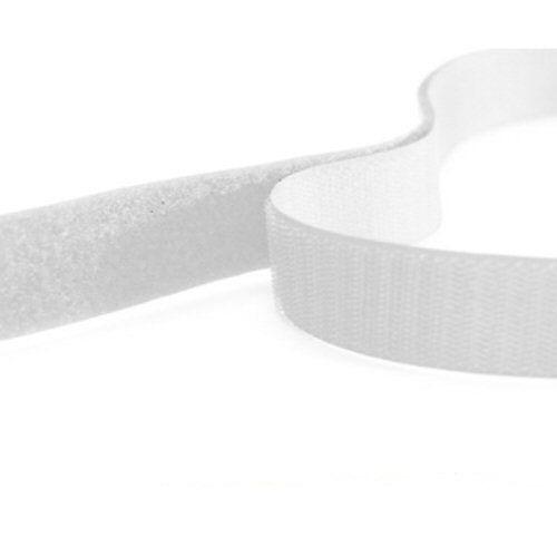 Adhesive White Hook Tape