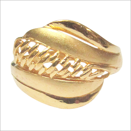 Casting Gold  Ladies Ring LR 2