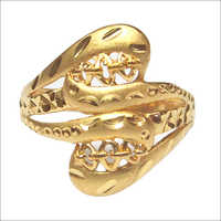 Casting Gold  Ladies Ring