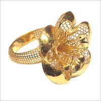 14K Italian Gold Rosetta Ring