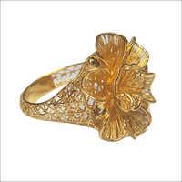 Italian Gold Ring