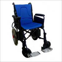 Economy Folding Power Wheelchair