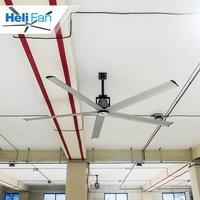 hvls gearless fan