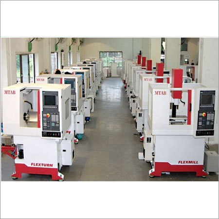 MTAB Educational CNC Machine