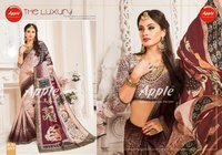 Best fancy printed sarees online