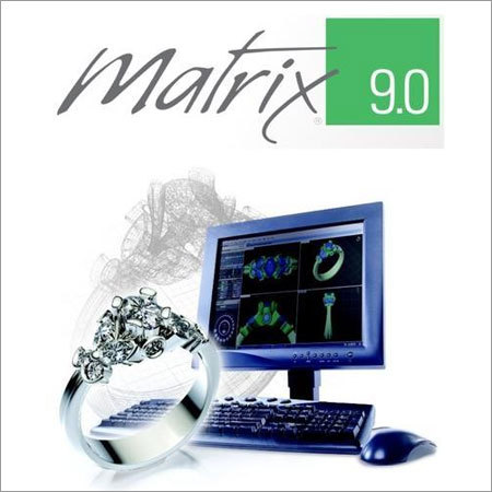 Matrix 3D Jewelry Design Software
