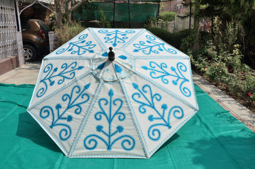 Canvas Beach Umbrella At Price 50 On