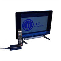 Double Glass LCD TV