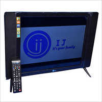 Double Glass LED Color TV