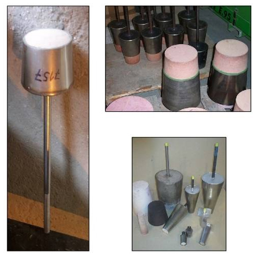 Gas Purging Plug