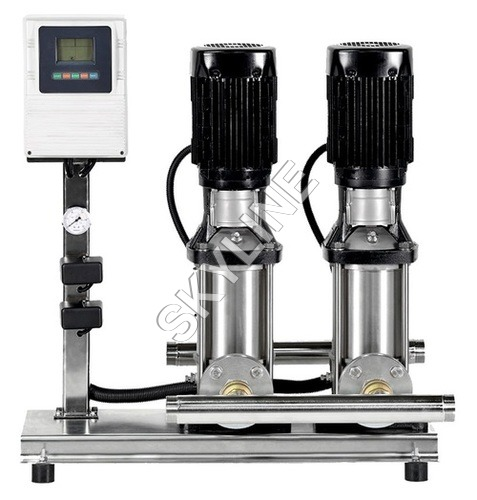 Boiler Feed Water Pressure Booster Pump System