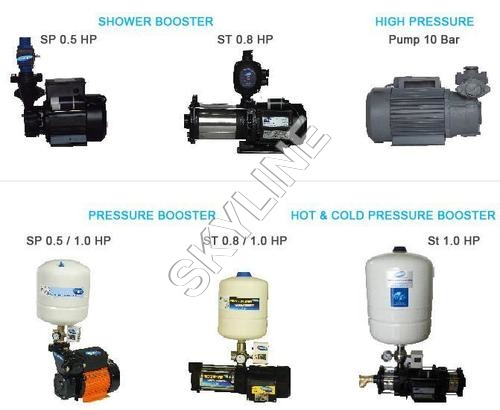 Pressure Booster System
