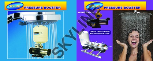 Industrial Water Booster Pumps