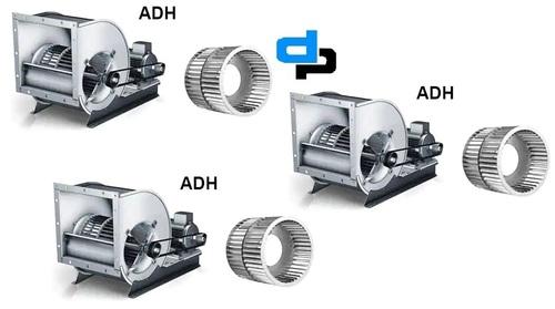 ADH Nicotra Forward Curved Centrifugal Fan