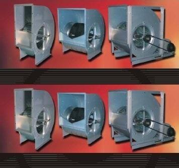 Nicotra Forward Curved Centrifugal Fan ADH 1000 K