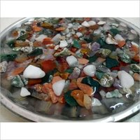 Aquarium decorative substrate / aquarium gravels stone