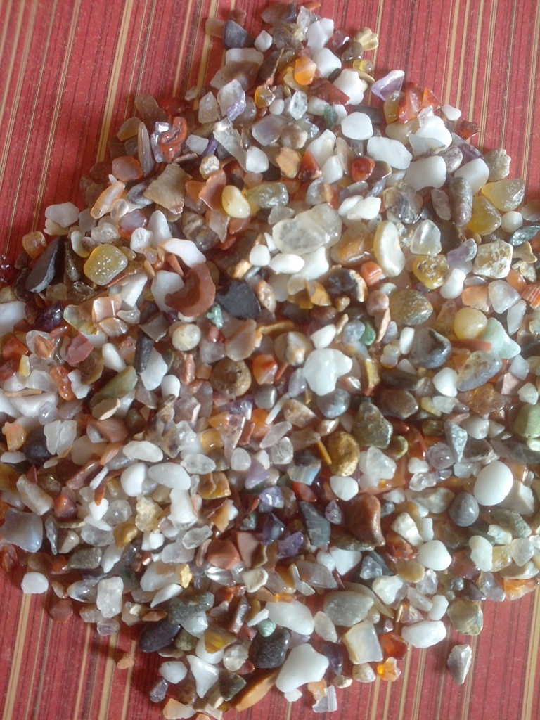 Indian Natural Color Small Mix Decors Pebble Stone Gravels Rock
