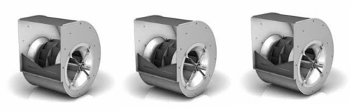 Nicotra Backward Curved Centrifugal Fan RDH 225 R