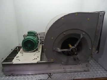 Nicotra Backward Curved Centrifugal Fan RDH 355 R