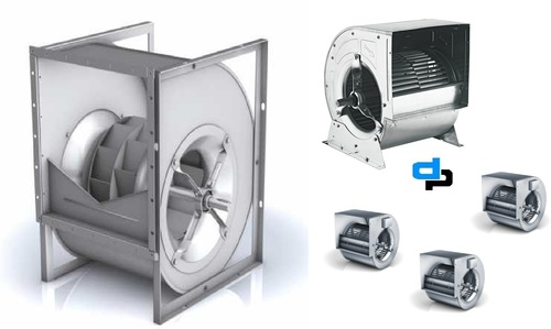 ADH Nicotra Forward Curved Centrifugal Fan