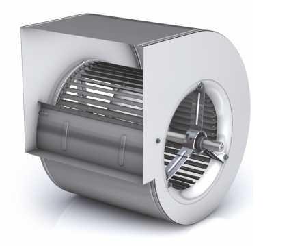 Nicotra Backward Curved Centrifugal Fan RDH 630 R