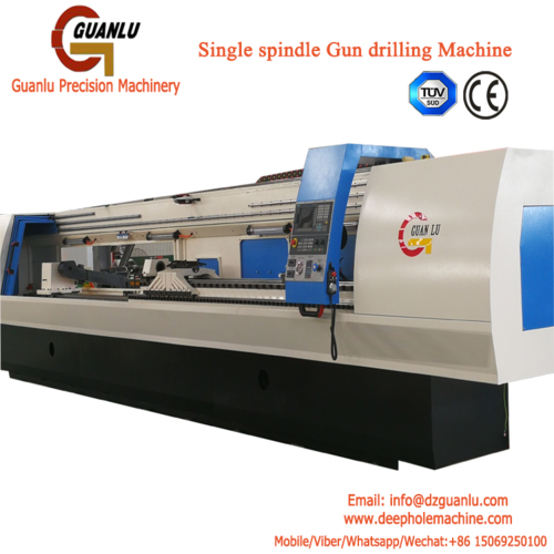 Gun Drill Machinery