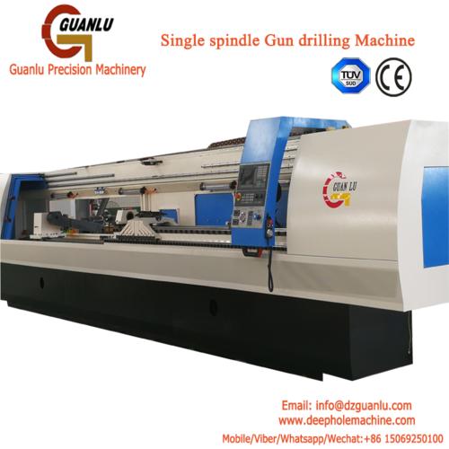 Gun Drill Machinery