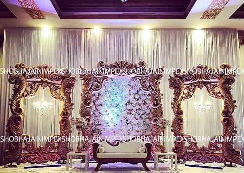 Modular Wedding Fiber Frame
