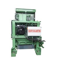 Concrete Block Punching Machine
