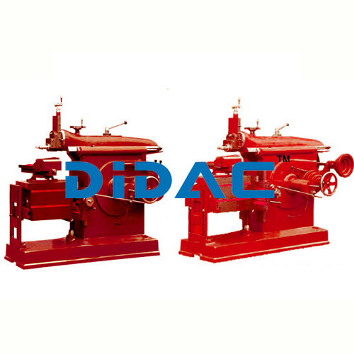 Deluxe Model of Shaping Machine