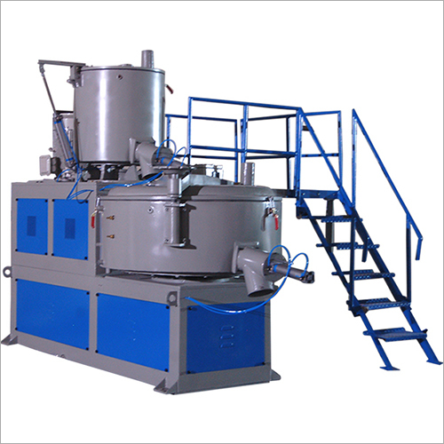 Heater Cooler Mixer