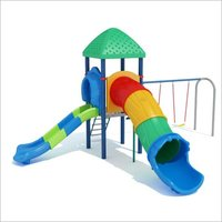 Slide & Climber Play Equipment