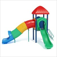 Multi Slide Playground Equipment