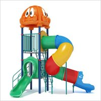 Swing & Slide Playground Equipment