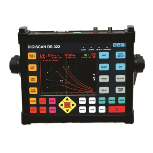 Digiscan DS 322 Ultrasonic Flaw Detector