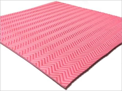 Colored Eva Rubber Sole Sheet