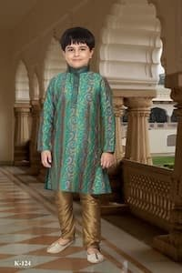 Ethnic Wear Kids Kurta Payjama
