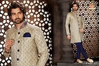 Traditional Wedding Sherwani