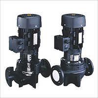 Vertical Inline Circulation Pump