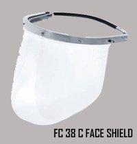 FC 38 C FACE SHIELD