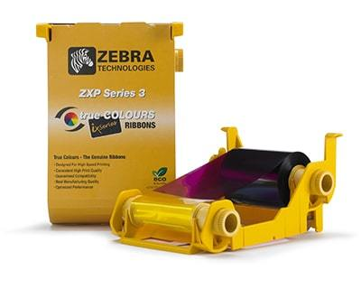 Zebra ZXP3-colour Ribbon