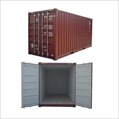 Dry Storage Tin Container