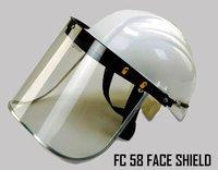 FC 58 FACE SHIELD