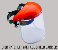 B10R RATCHET TYPE FACE SHIELD CARRIER
