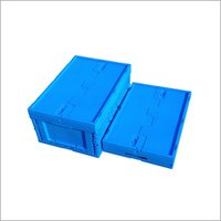 Plastic Collapsible Foldable Crate