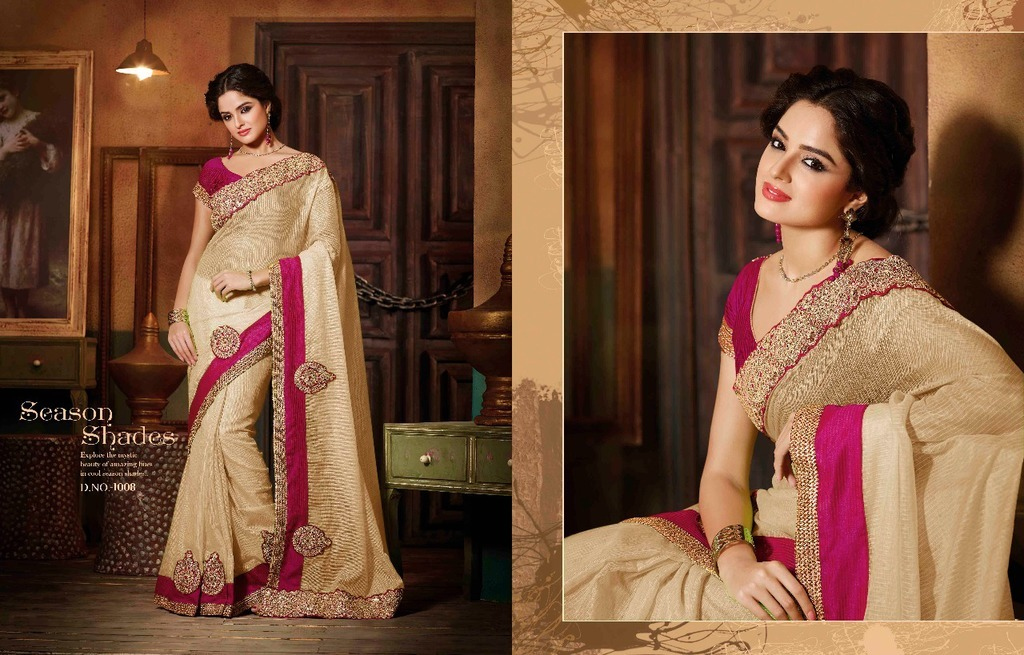 Party wear sarees collection