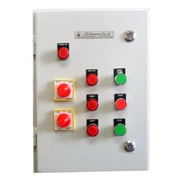 Level Control Panel with standby pump