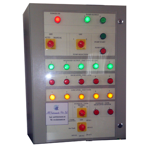 Multi Tanks Level Control System