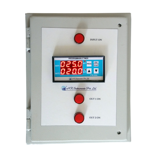 Panel for Process Indicator with 2 Relays